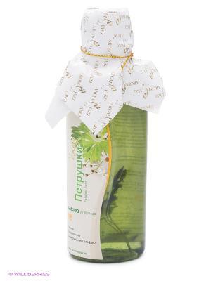 Масло жидкое для лица Лечебный джаз петрушки, 200 мл АРОМАДЖАЗ. Цвет: зеленый
