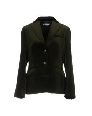 Пиджак METRADAMO. Цвет: темно-зеленый