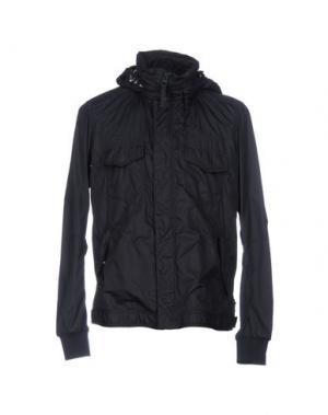 Куртка LE CASUAL DE MARITHÉ + FRANÇOIS GIRBAUD. Цвет: черный
