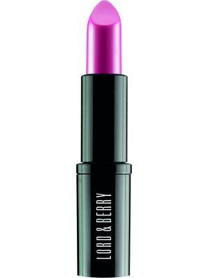Экстраординарная матовая помада Vogue, оттенок 7608 60s Pink Lord&Berry. Цвет: розовый