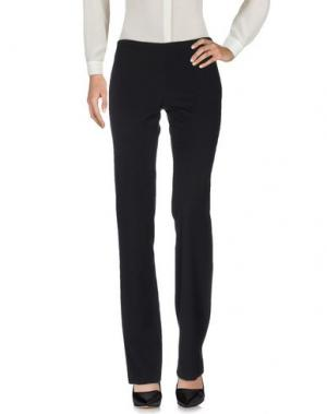 Повседневные брюки SONIA FORTUNA. Цвет: черный