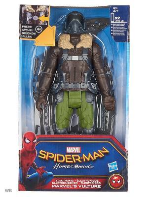 Фигурка Титаны Человек-паук электронный злодей Spider-Man. Цвет: темно-синий