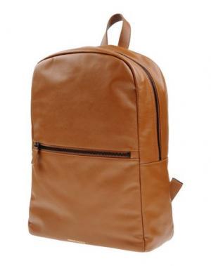 Рюкзаки и сумки на пояс COMMON PROJECTS. Цвет: верблюжий