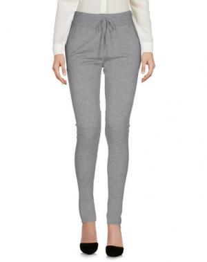 Повседневные брюки MA'RY'YA. Цвет: серый