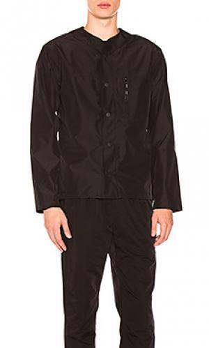 Короткая куртка charlie Brandblack. Цвет: черный