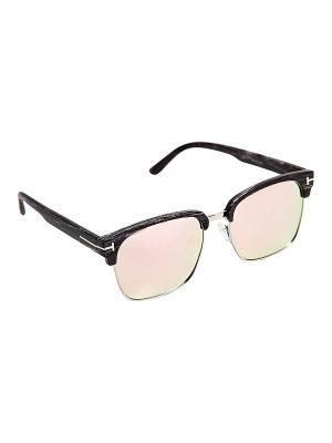 Солнцезащитные очки Kameo-bis. Цвет: черный, серый, коричневый
