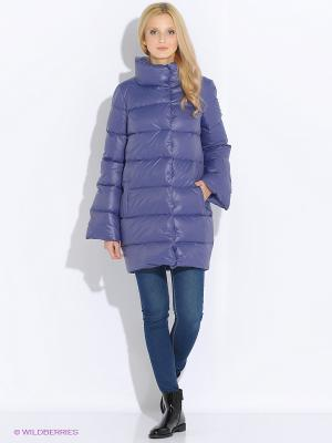 Пальто пуховое DOCTOR E. Цвет: фиолетовый
