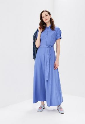 Платье Vemina City Lisa Romanyk. Цвет: синий