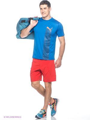 Шорты Ferrari Board Shorts Puma. Цвет: красный