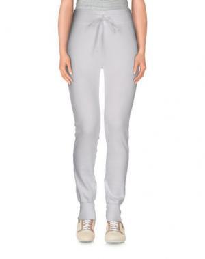 Повседневные брюки ZHELDA. Цвет: белый