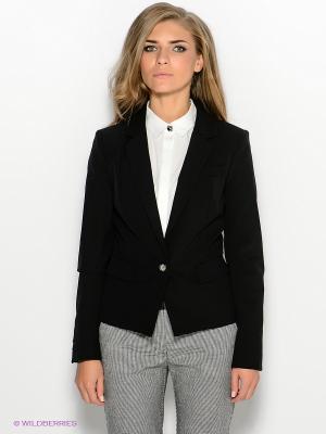 Пиджак Gaudi. Цвет: черный