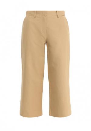 Брюки Armani Jeans. Цвет: бежевый