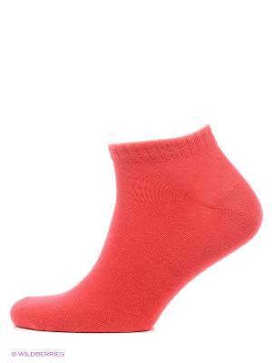 Носки Skinija. Цвет: красный