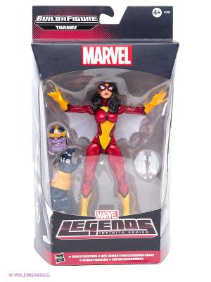 Коллекционные фигурки Марвел Hasbro. Цвет: красный, желтый