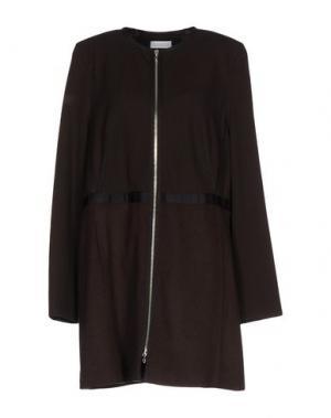 Легкое пальто ST.EMILE. Цвет: темно-коричневый