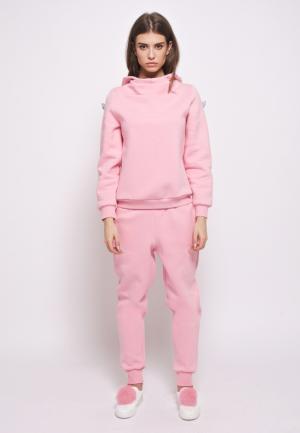 Костюм спортивный iSwag. Цвет: розовый