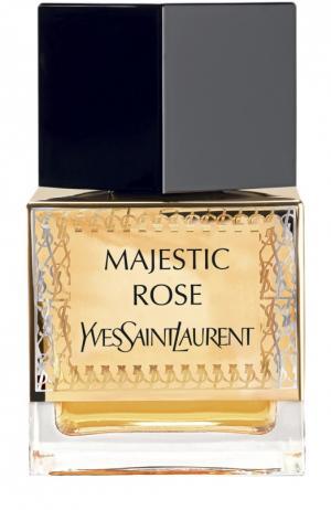 Парфюмерная вода Oriental Сollection Majestic Rose YSL. Цвет: бесцветный