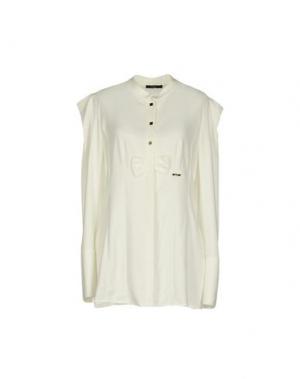 Pубашка G.SEL. Цвет: белый