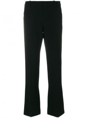 Слегка расклешенные брюки Chloé. Цвет: чёрный