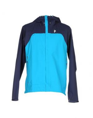 Куртка PEAK PERFORMANCE. Цвет: бирюзовый
