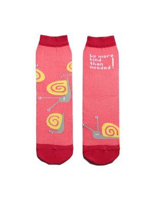 Носки Big Bang Socks. Цвет: розовый