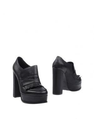 Ботинки SALVADOR RIBES. Цвет: черный