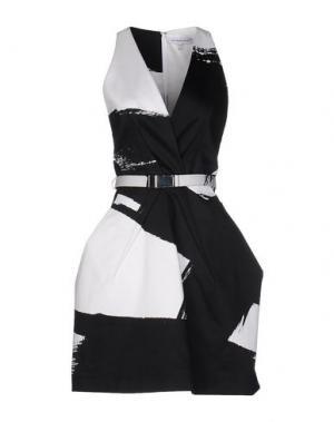 Короткое платье KAUFMANFRANCO. Цвет: черный
