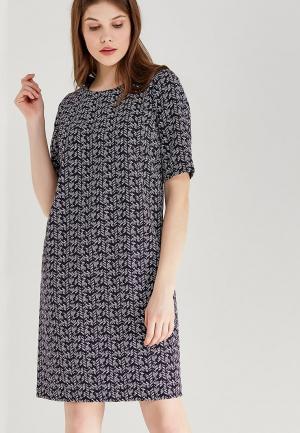 Платье Echo. Цвет: черный