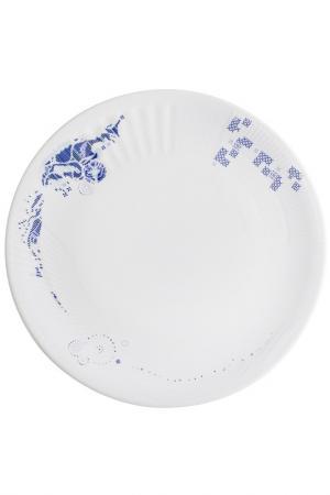 Тарелка обеденная, 31 см KAHLA. Цвет: белый