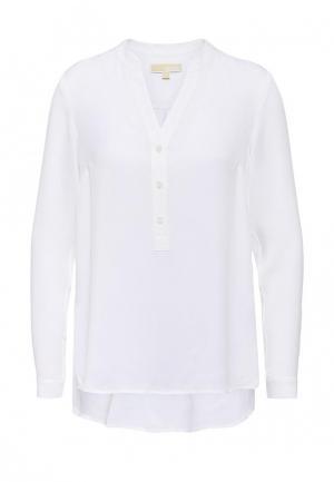 Блуза Michael Kors. Цвет: белый