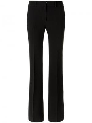 Прямые брюки Tufi Duek. Цвет: чёрный
