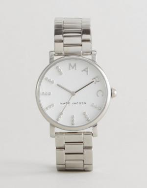 Marc Jacobs Часы Classic MJ3566. Цвет: серебряный