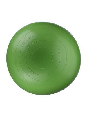 Мяч гимнастический (фитбол) диаметр 75 см DOCA. Цвет: зеленый