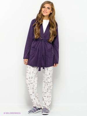 Комплект HAYS. Цвет: фиолетовый