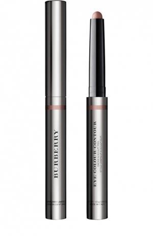Кремовый карандаш-тени для век, оттенок 112 Rosewood Burberry. Цвет: бесцветный