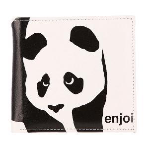Кошелек  Panda White/Black Enjoi. Цвет: белый,черный