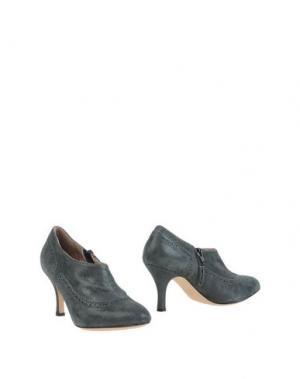 Ботинки MINA BUENOS AIRES. Цвет: темно-зеленый