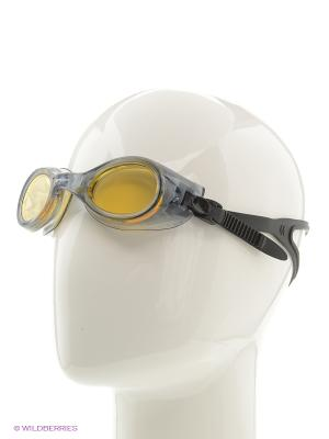 Очки плавательные S8 Larsen. Цвет: желтый