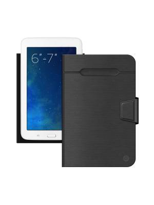 Чехол-подставка для планшетов и электронных книг универсальный  Wallet Fold Deppa. Цвет: черный