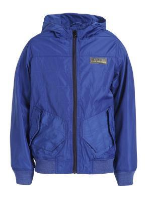 Куртка Arista. Цвет: лазурный