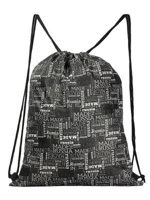 Рюкзак NOSIMOE. Цвет: черный, белый