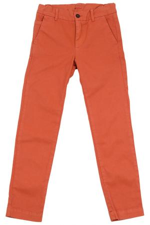 Джинсы MORLEY. Цвет: оранжевый