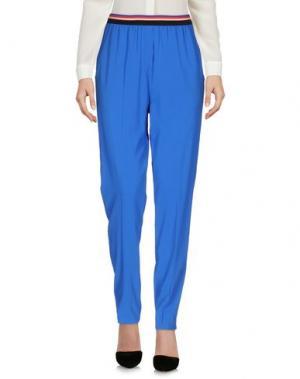 Повседневные брюки .TESSA. Цвет: синий