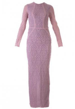 Платье FRANCESCA PICCINI. Цвет: розовый