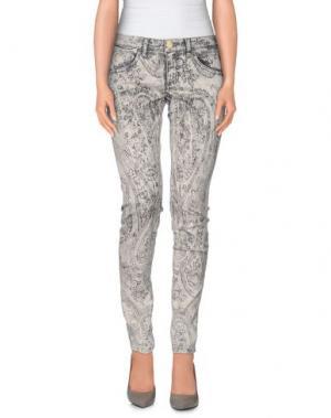 Повседневные брюки NELL&ME. Цвет: бежевый