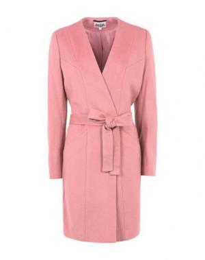 Пальто TWIST & TANGO. Цвет: пастельно-розовый