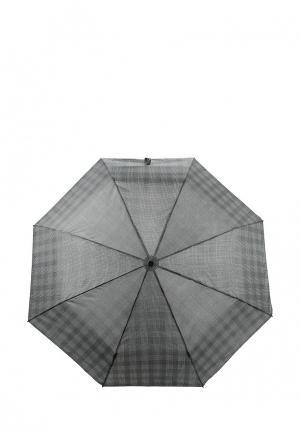 Зонт складной Eleganzza. Цвет: серый
