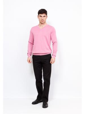 Пуловер GREG. Цвет: розовый