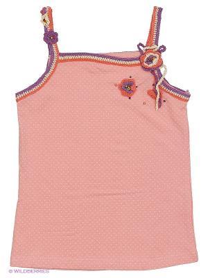 Топ Evita Baby. Цвет: розовый
