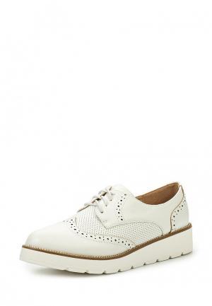 Ботинки Clowse. Цвет: белый